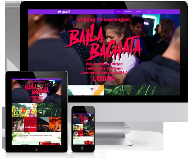 Baila Bachata