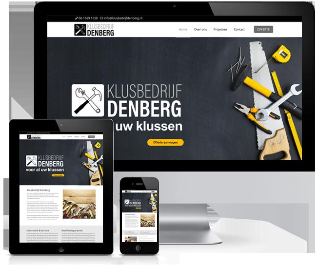 Klusbedrijf DenBerg